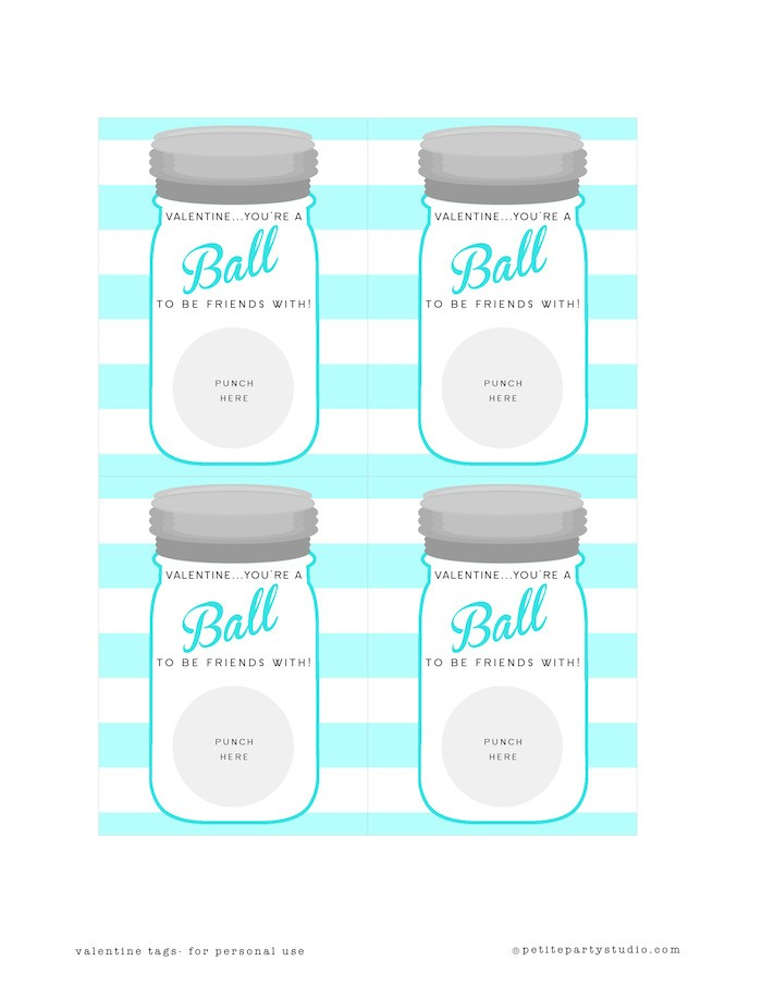 Valentine Printables - Ball Jars copy