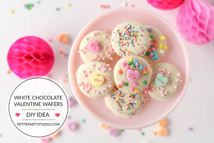 DIY Valentine's Day Cookies