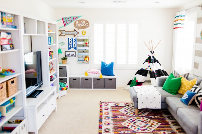 kids playroom petite party studio