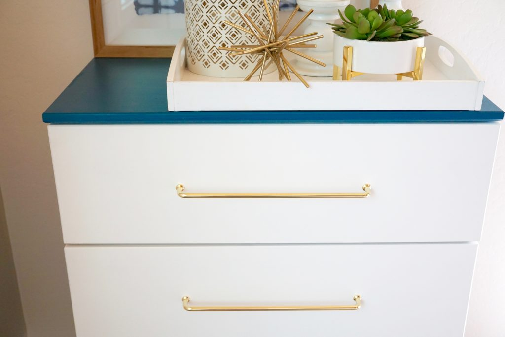 Transform an Ikea Dresser in a few steps