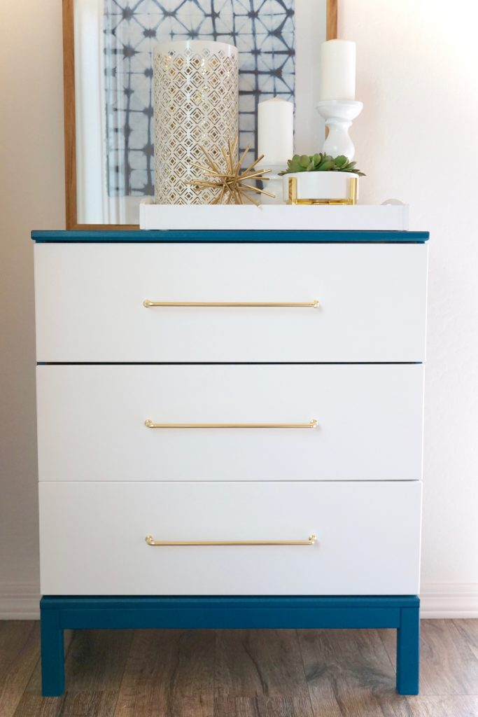Make ikea furniture look custom