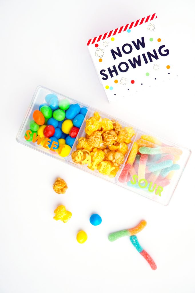 Movie Snack Box