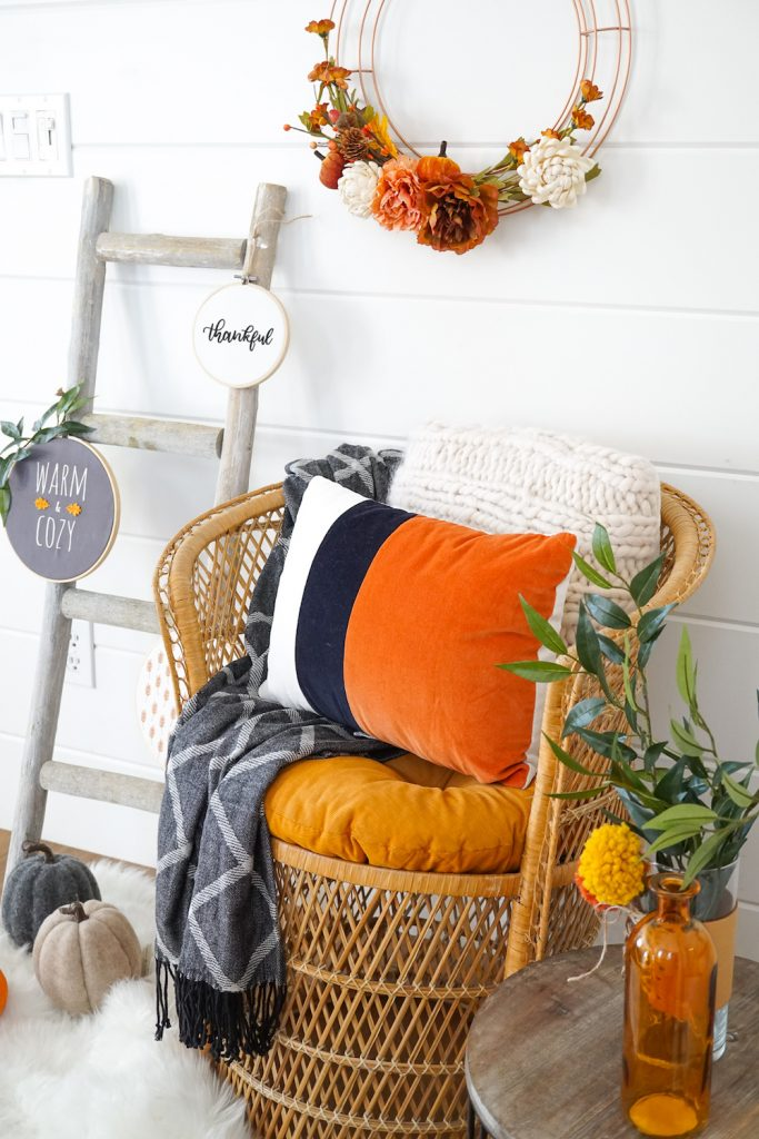 DIY Fall Home Decor 3