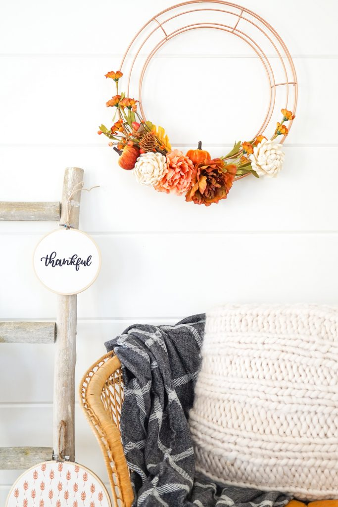 DIY Fall Wreath 18