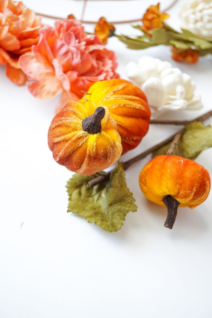 DIY Fall Wreath 2