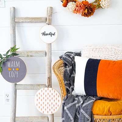 Fall Home Decorating and DIY Decor
