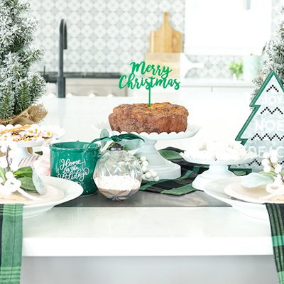 Simple and Sweet Holiday Entertaining