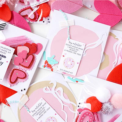 DIY Classroom Valentine Kit Ideas
