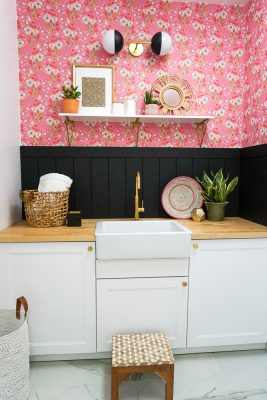 LAUNDRY ROOM MAKEOVER | ORC FALL 2019 | WEEK 6